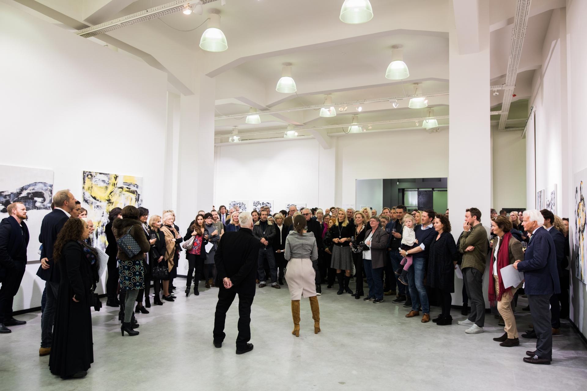 Sylvia Goebel Ausstellungsimpressionen